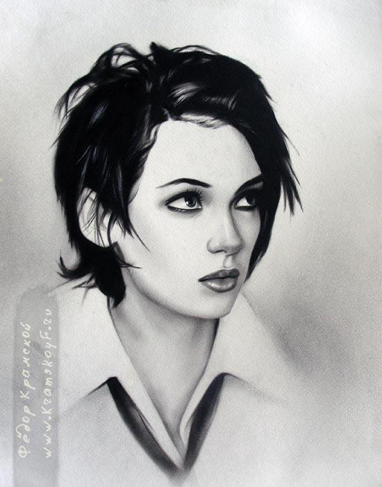 Юная актриса