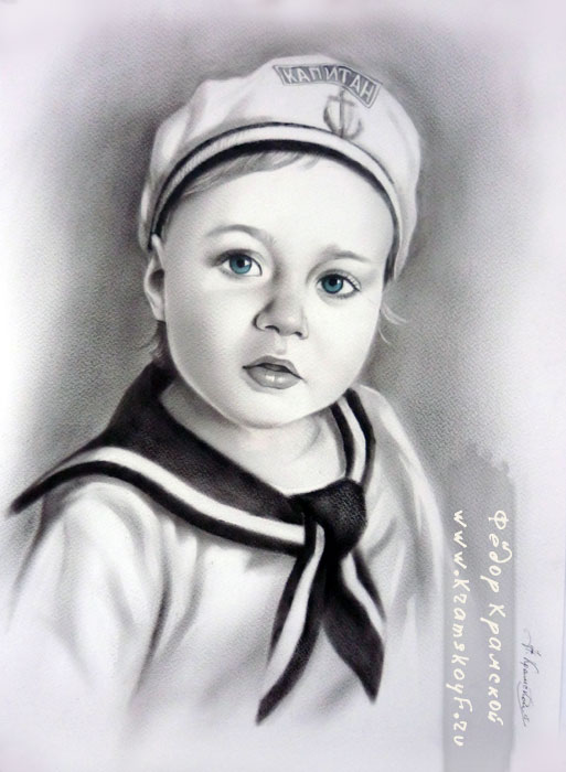 Юный морячок