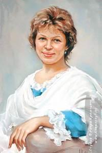 Портрет тети