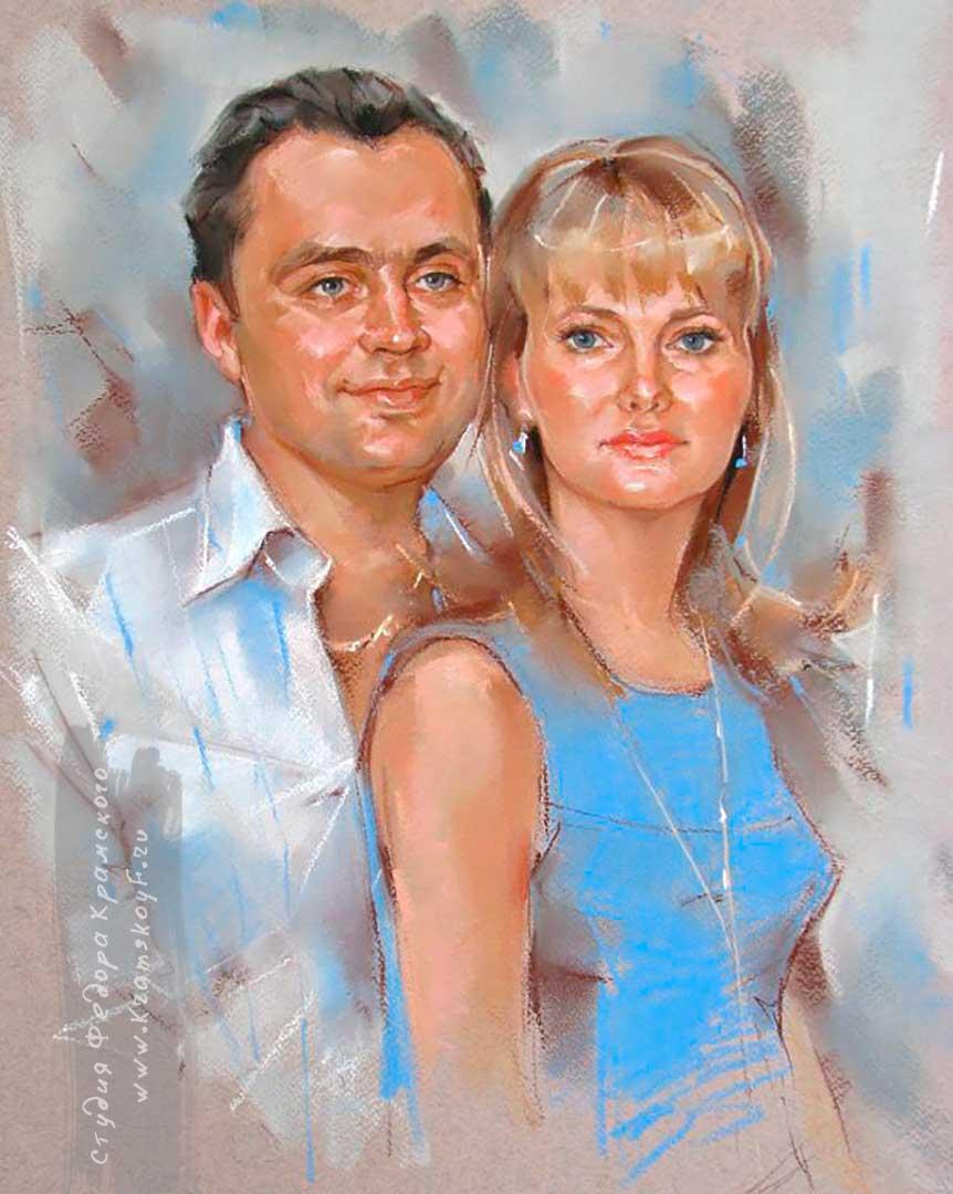Портрет для пары